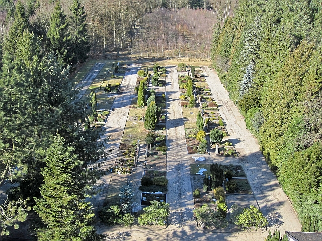 Friedhof Tetenhusen (Foto: video-kopter.de)