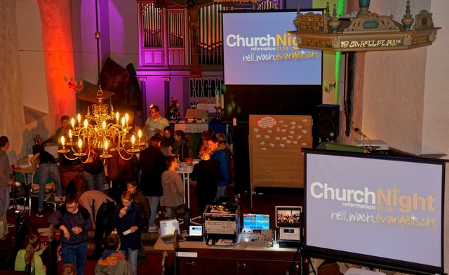 ChurchNight - Foto: hk